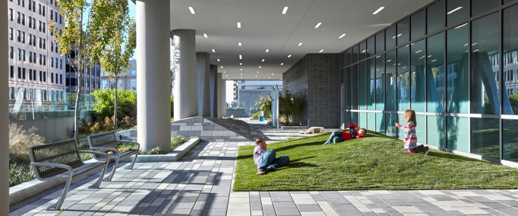 Creating Connections: Designing Health Facilities That Enhance the Life of a City