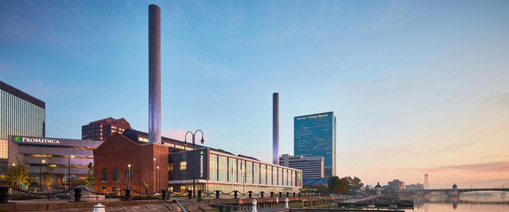 ProMedica Headquarters Transforms Downtown Toledo
