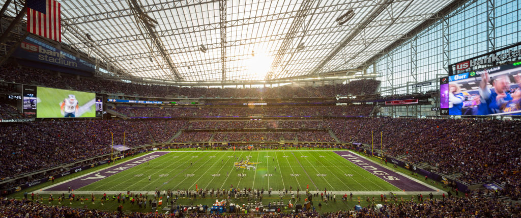 An Architect's Dream: Designing a Super Bowl Stadium
