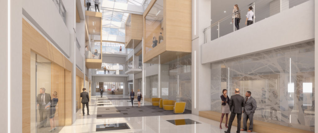 HKS Designers Update JCPenney Campus in Plano