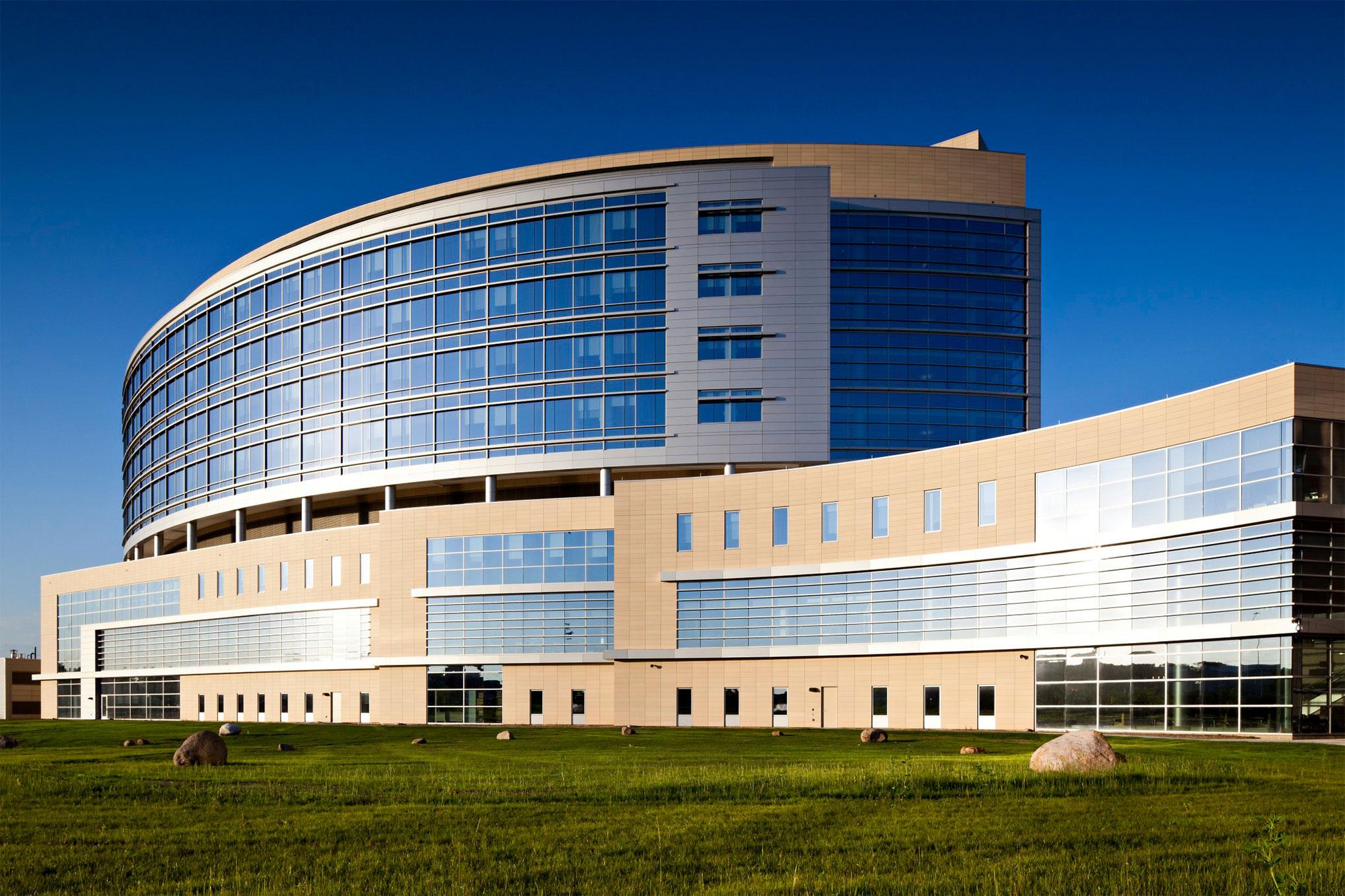 Ahuja Medical Center | HKS Architects