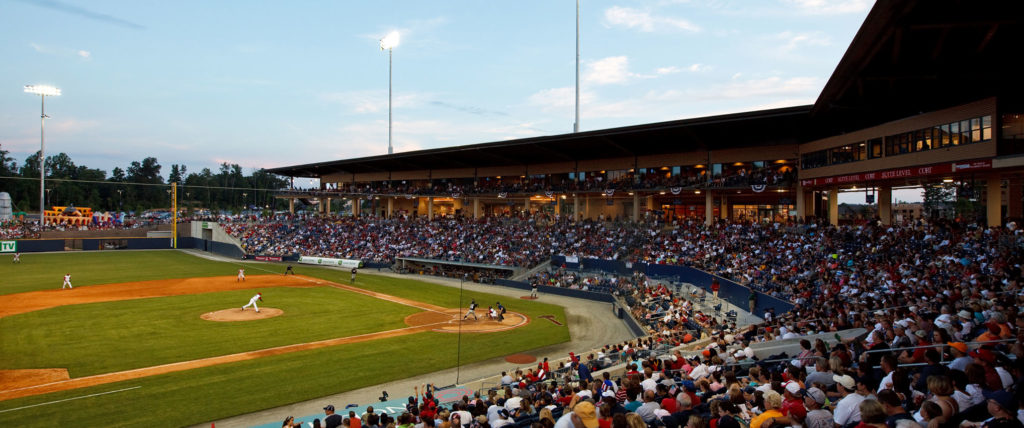 Coolray Field, Gwinnett Stripers Stadium
