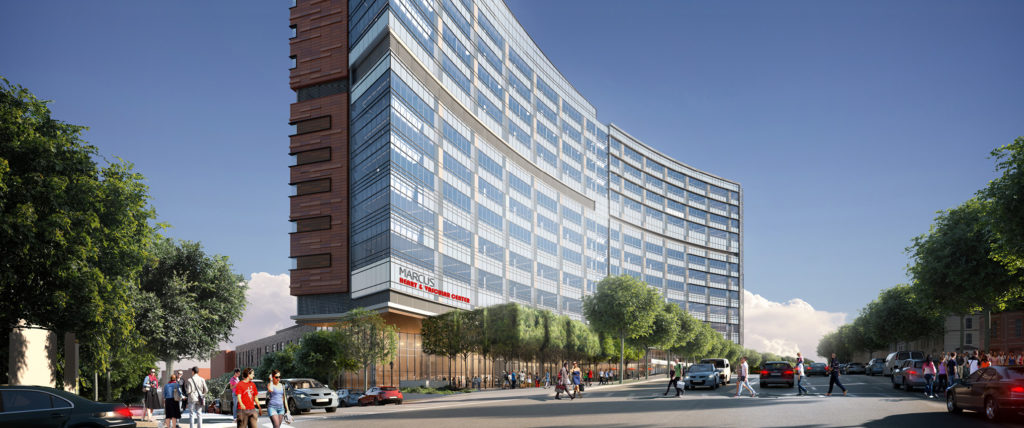 HKS Receives 2018 People's Choice Design Award for Piedmont Hospital