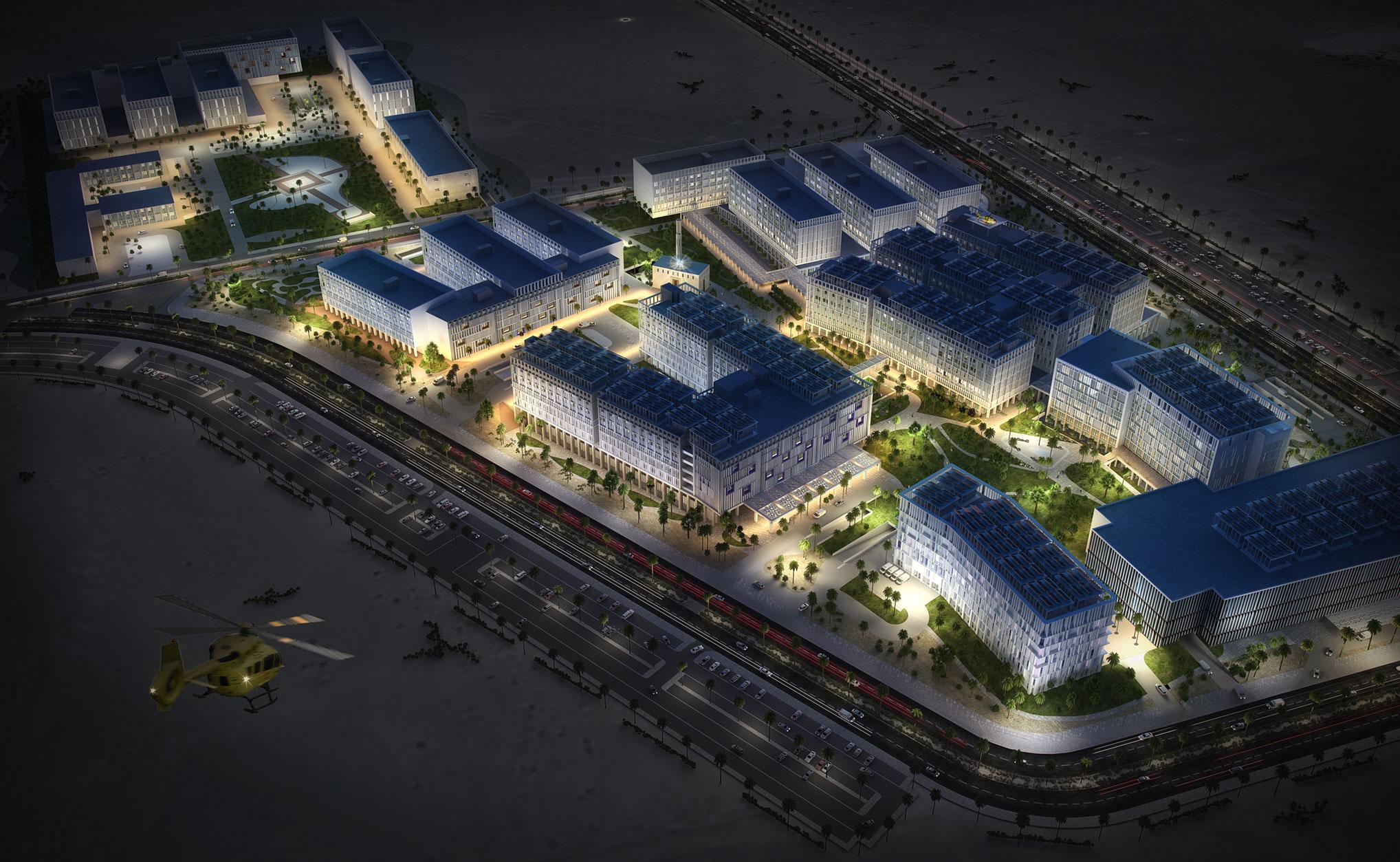 CapitalMED Medical City