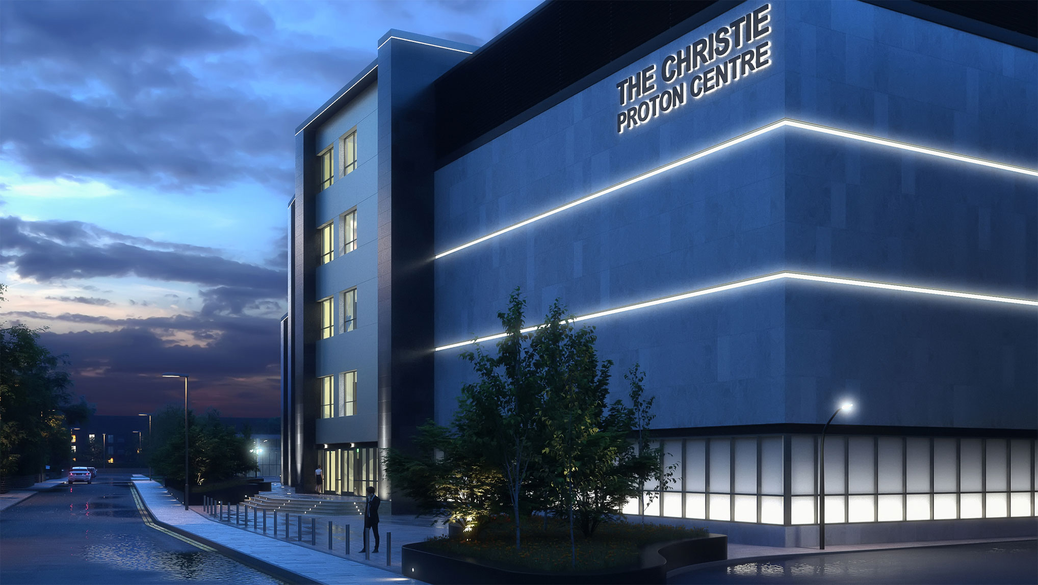 Christie NHS Foundation Trust Proton Beam Therapy Centre