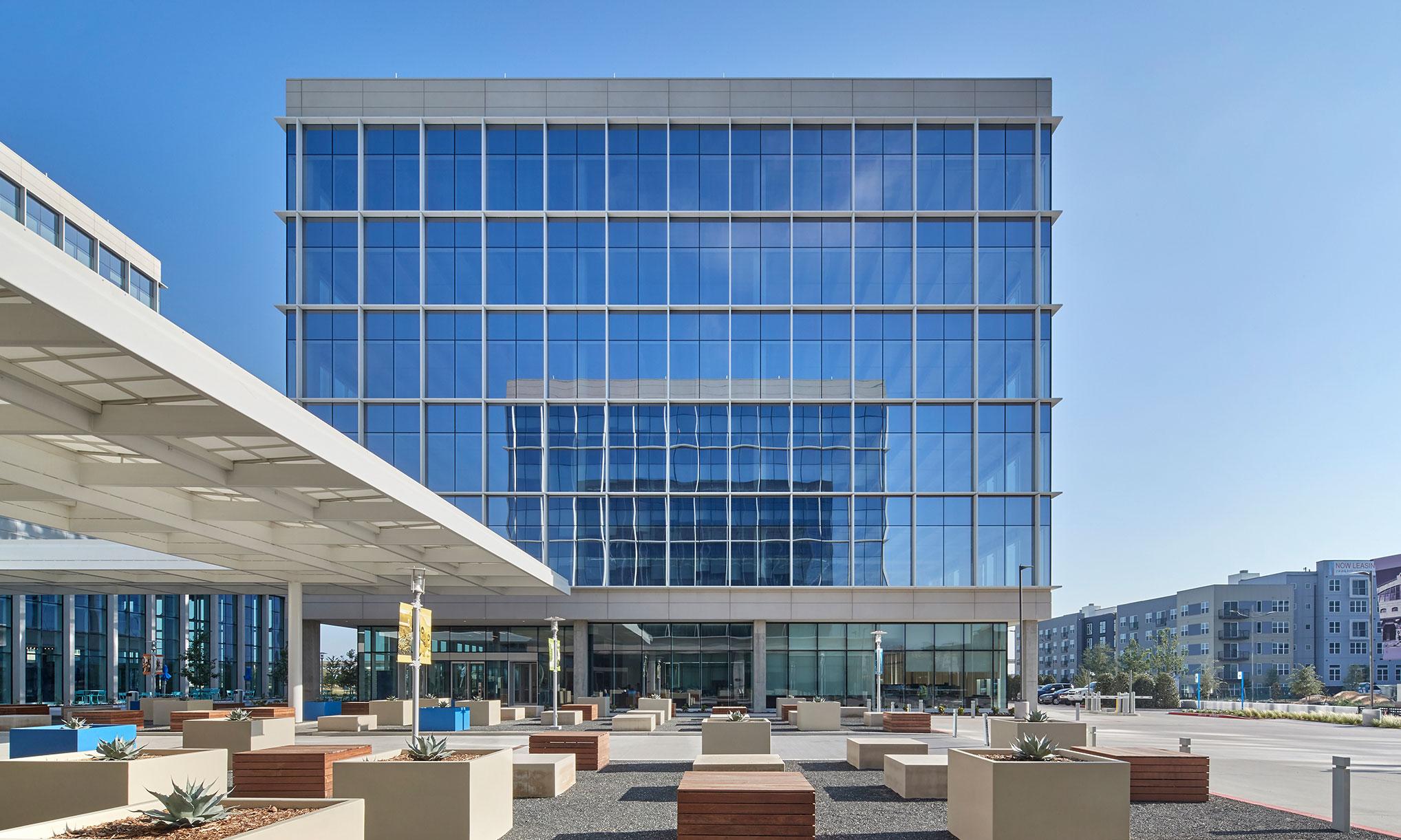 JPMorgan Chase Regional Headquarters