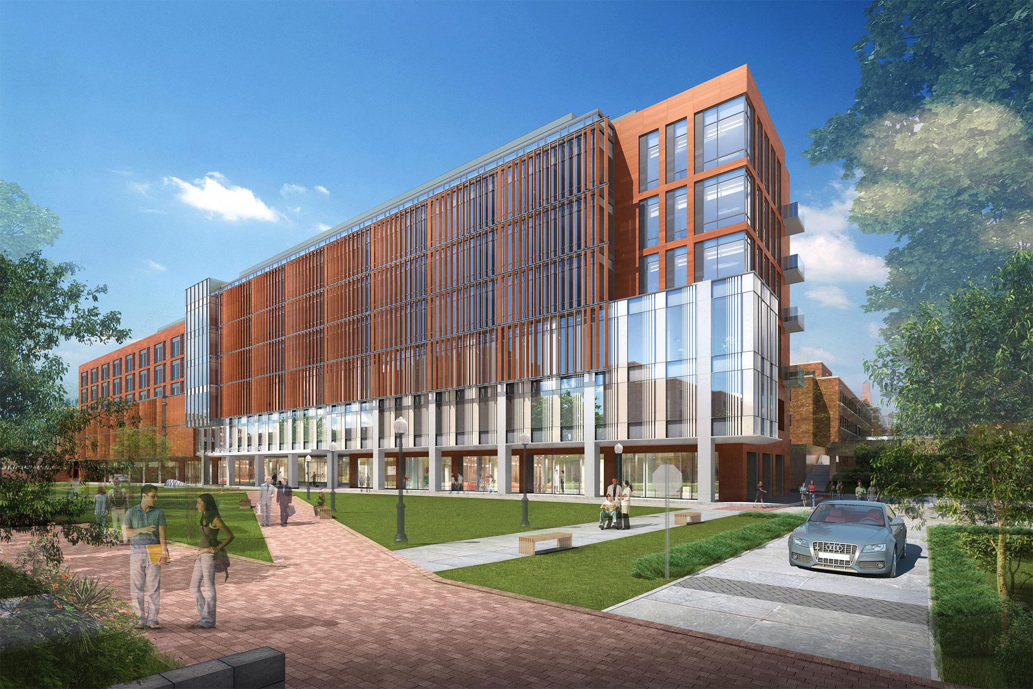 MedStar Georgetown University Hospital Medical-Surgical Pavilion