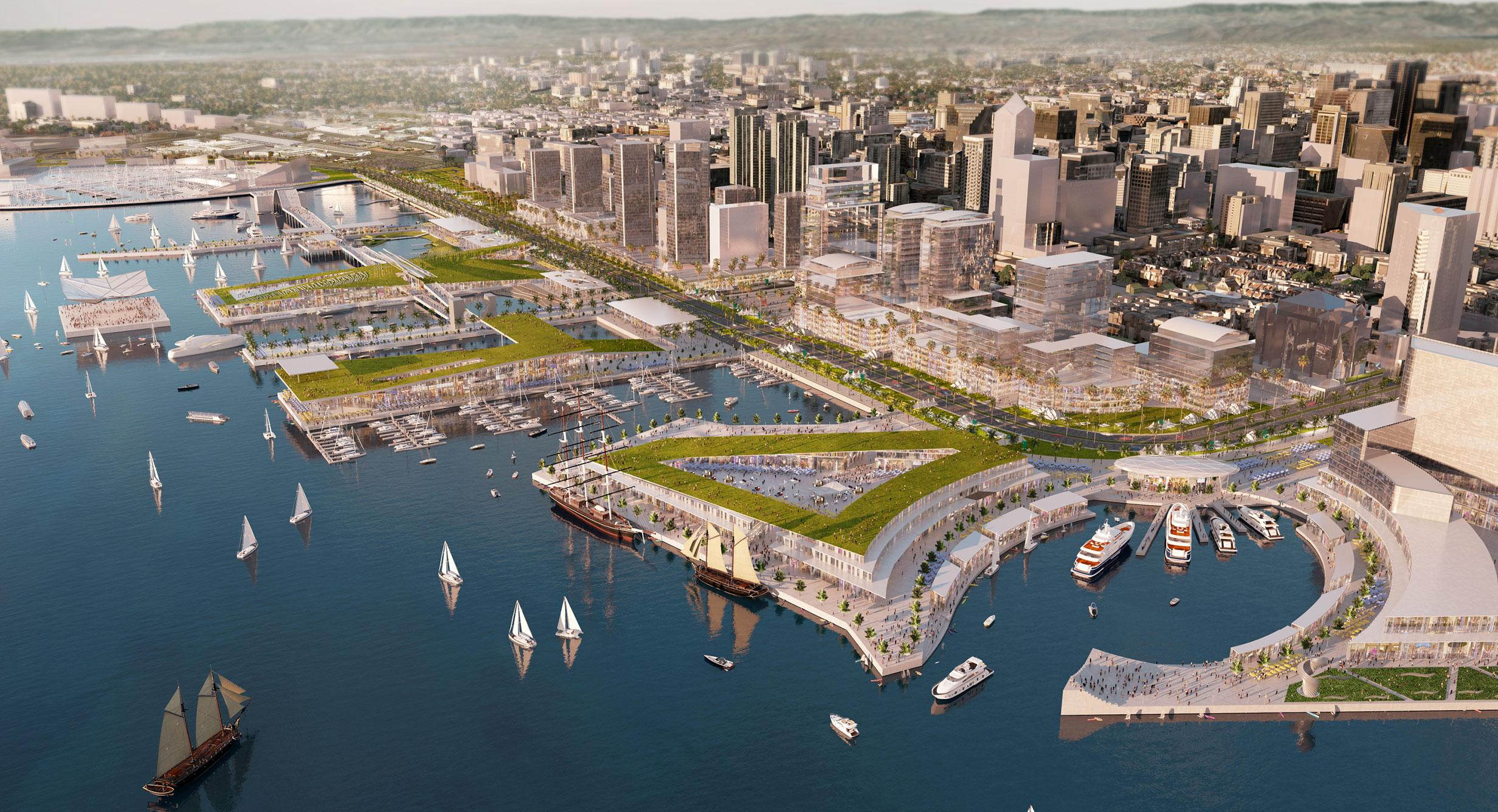 San Diego Port Integrated Master Plan
