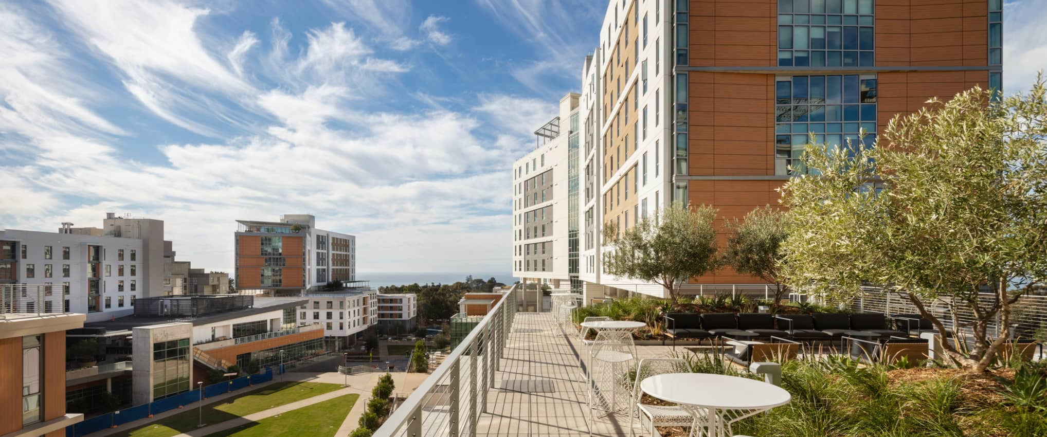 UCSD North Torrey Pines Living and Learning Neighborhood