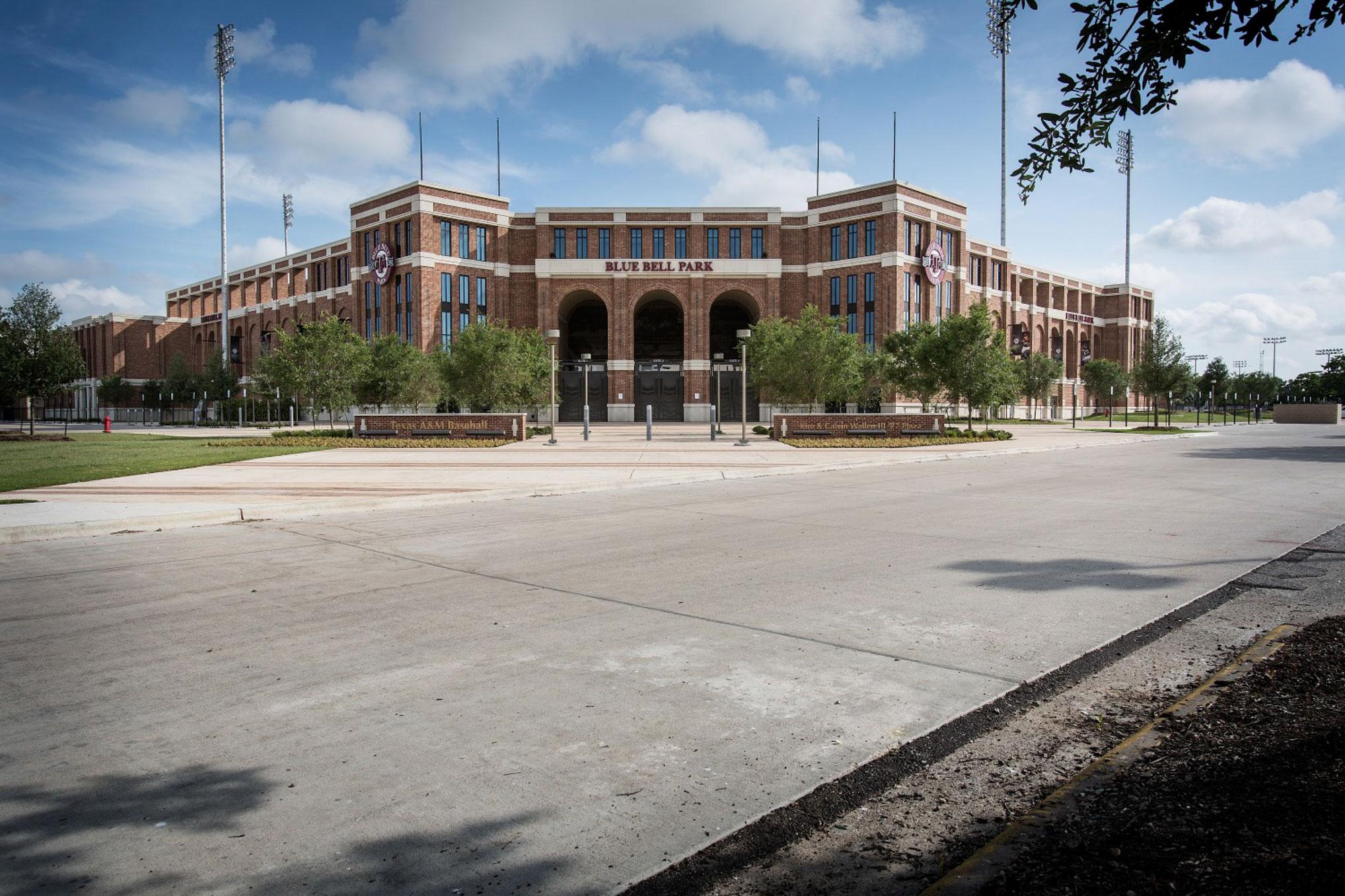 Texas A&M University Blue Bell Park