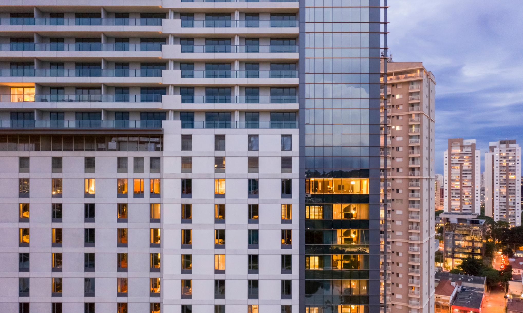 Four Seasons Hotel and Residences São Paulo at Nações Unidas