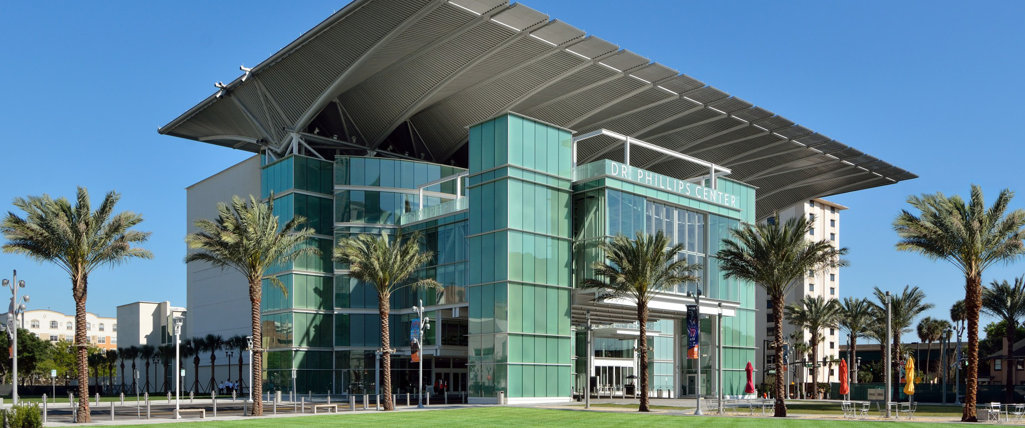 HKS Designers Help Give Glitzy Look to Dr. Phillips Center for the Performing Arts