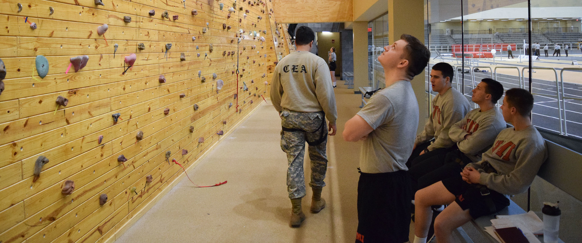 Virginia Military Institute Corps Physical Training Facility Recognized in ACEC of Virginia's 2018 Awards