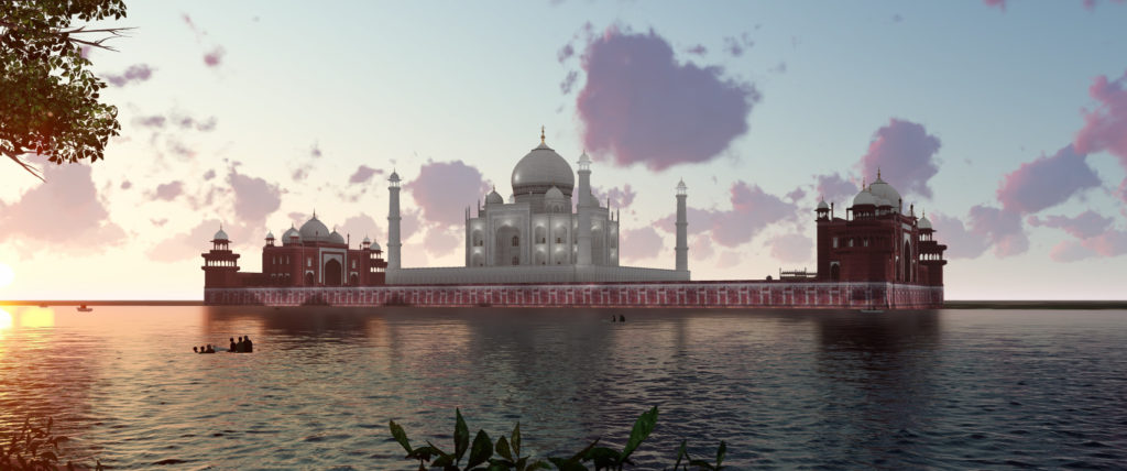 UNESCO World Heritage Site Development: The Taj Mahal