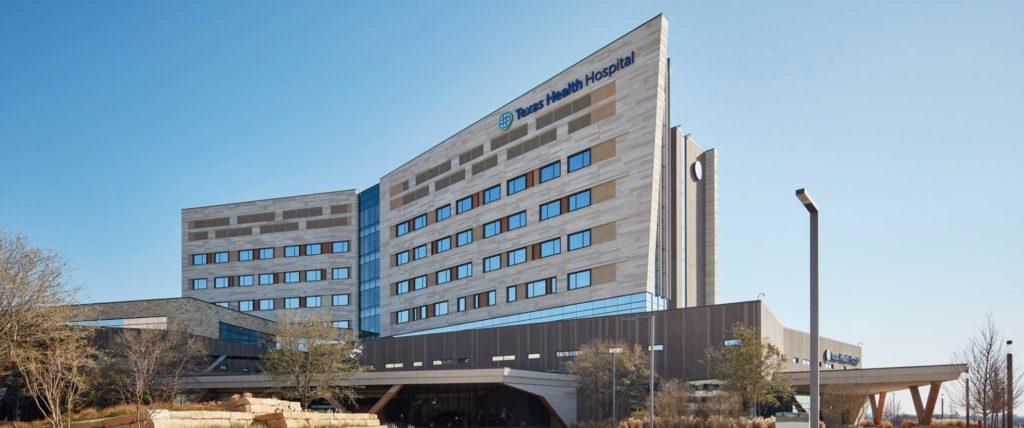 Texas Health Hospital Frisco and UT Southwestern Medical Center Frisco