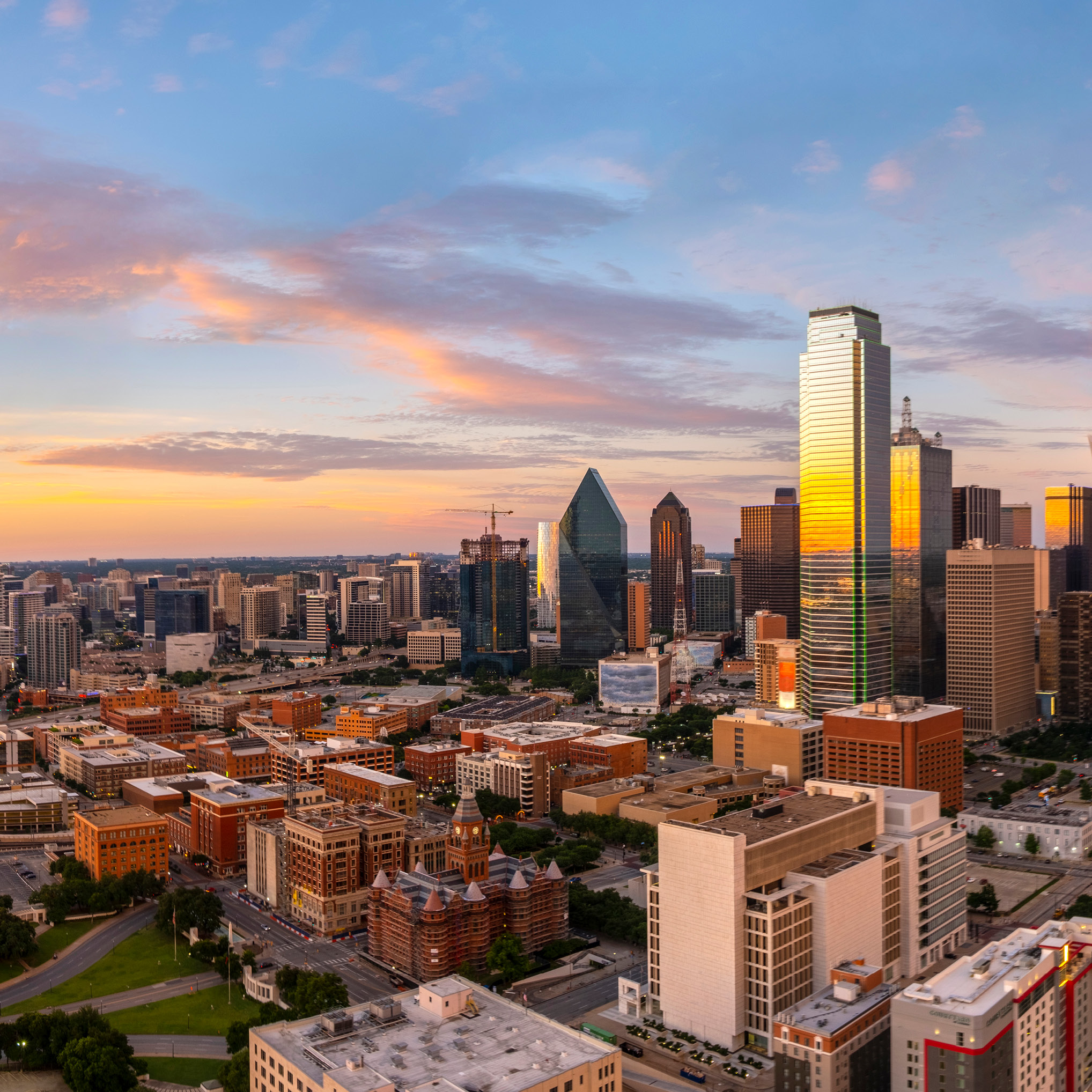 City Of Dallas Careers >> Hks Architects