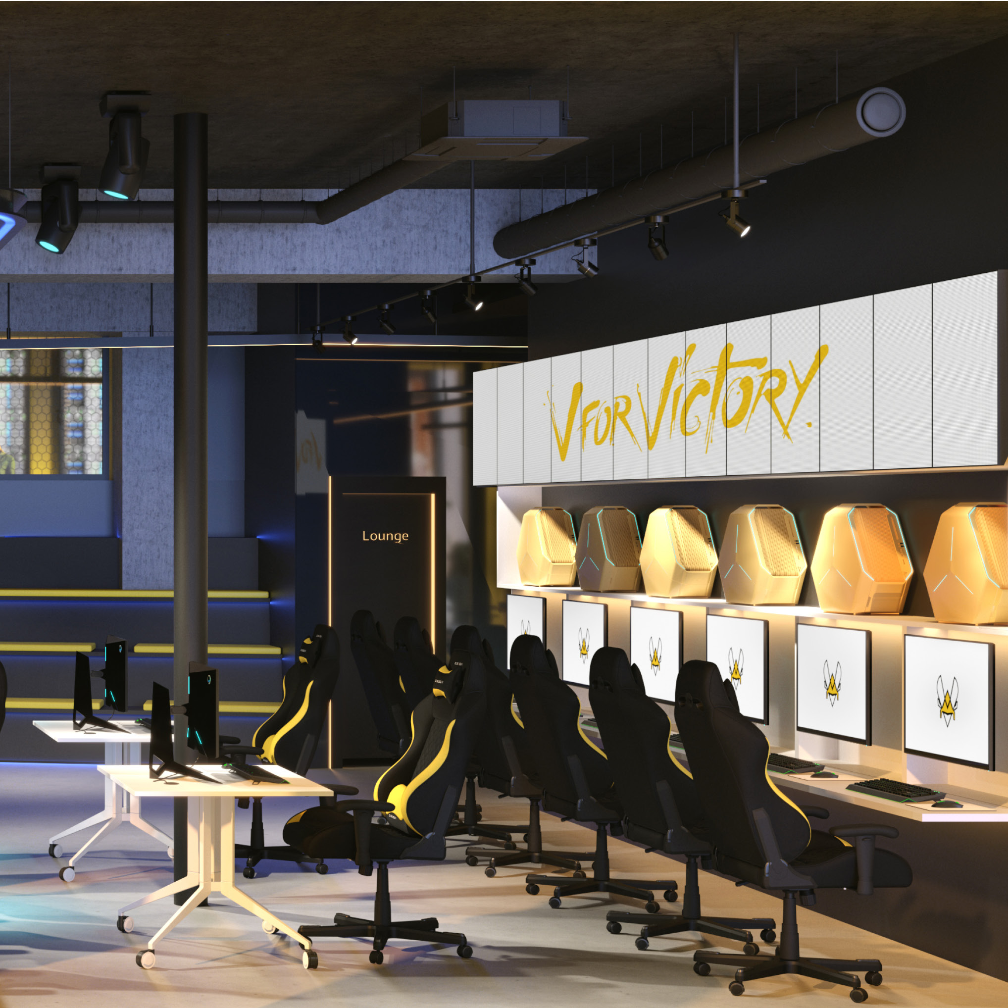 HKS Designs Team Vitality Headquarters in Paris to Draw Esports Fans — and Everyone Else