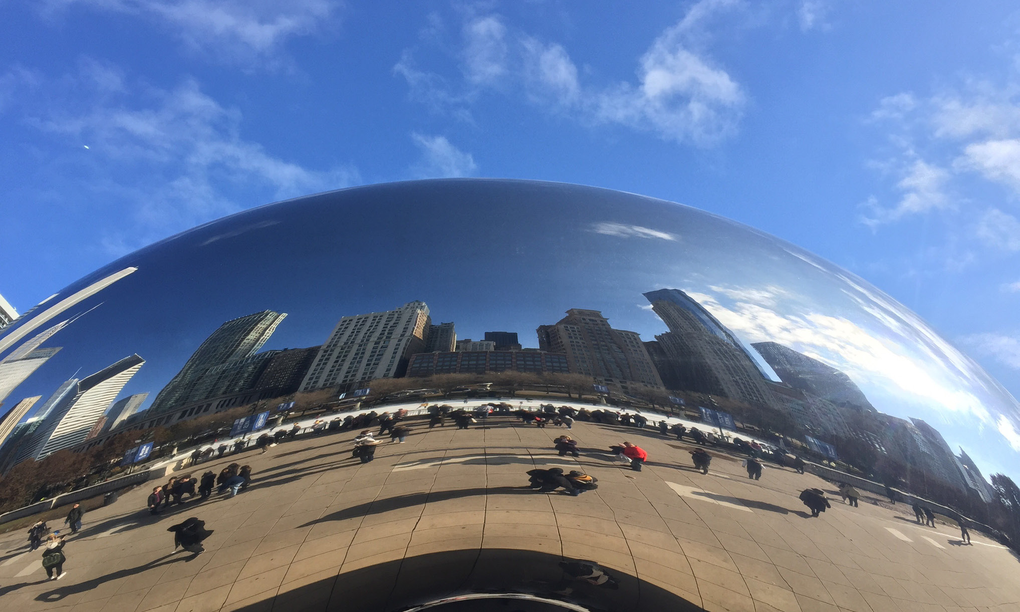 HKS London medical planner Wendy James has been exploring Chicago since her Xchange Fellowship began in the fall.