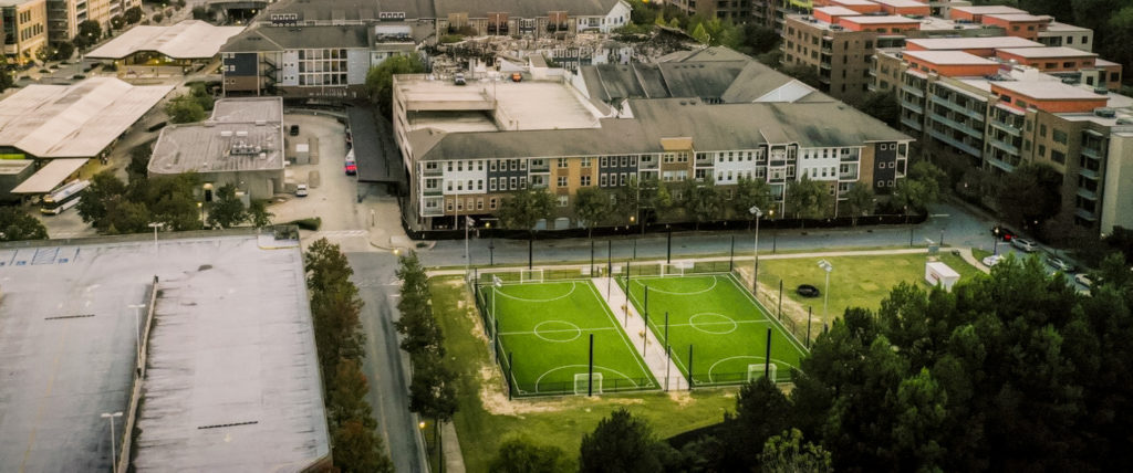 StationSoccer: In Atlanta, a Multi-site Transit Oriented Development Initiative Takes on the Play Equity Gap