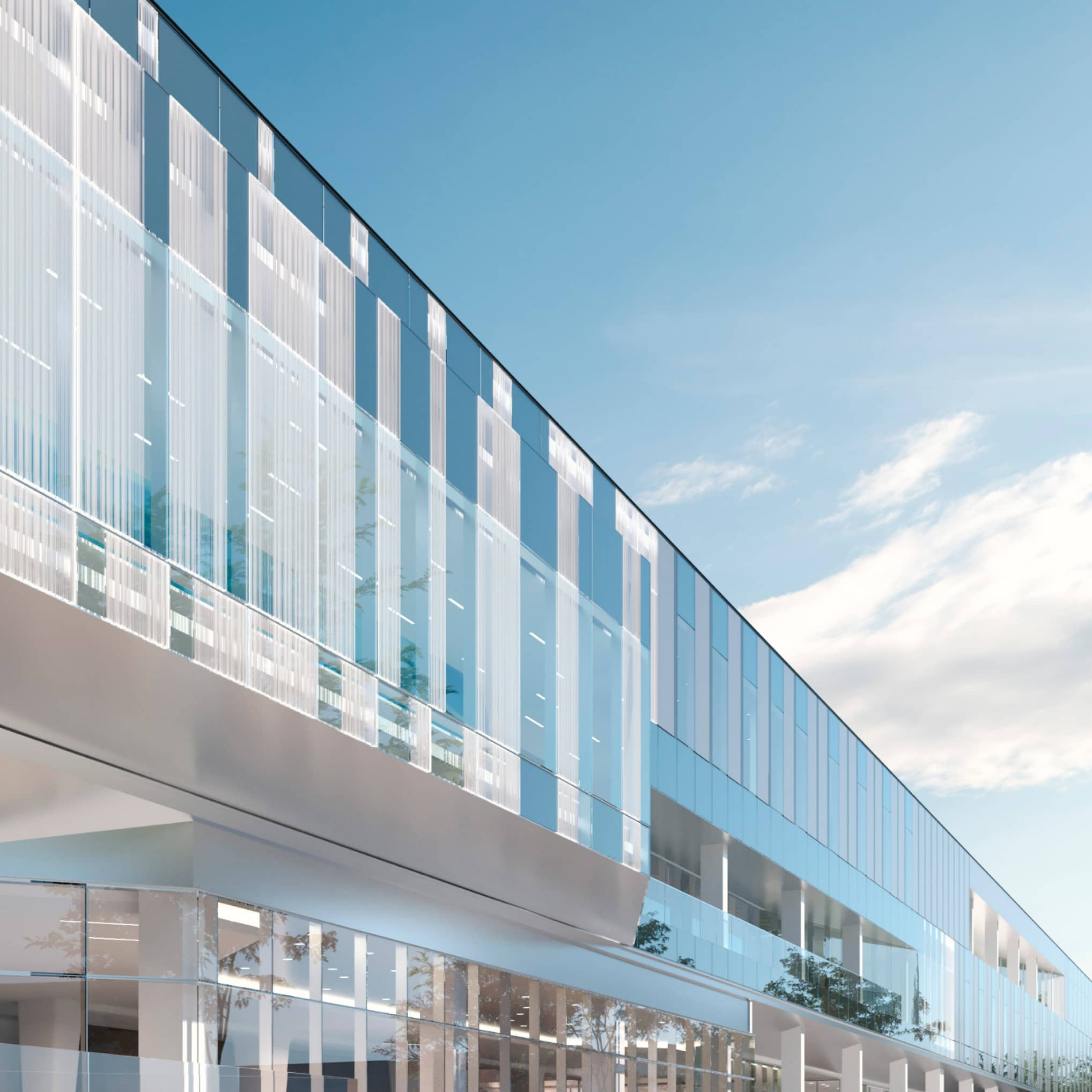 Innovation Center Symbolizes Design Excellence for Government Projects