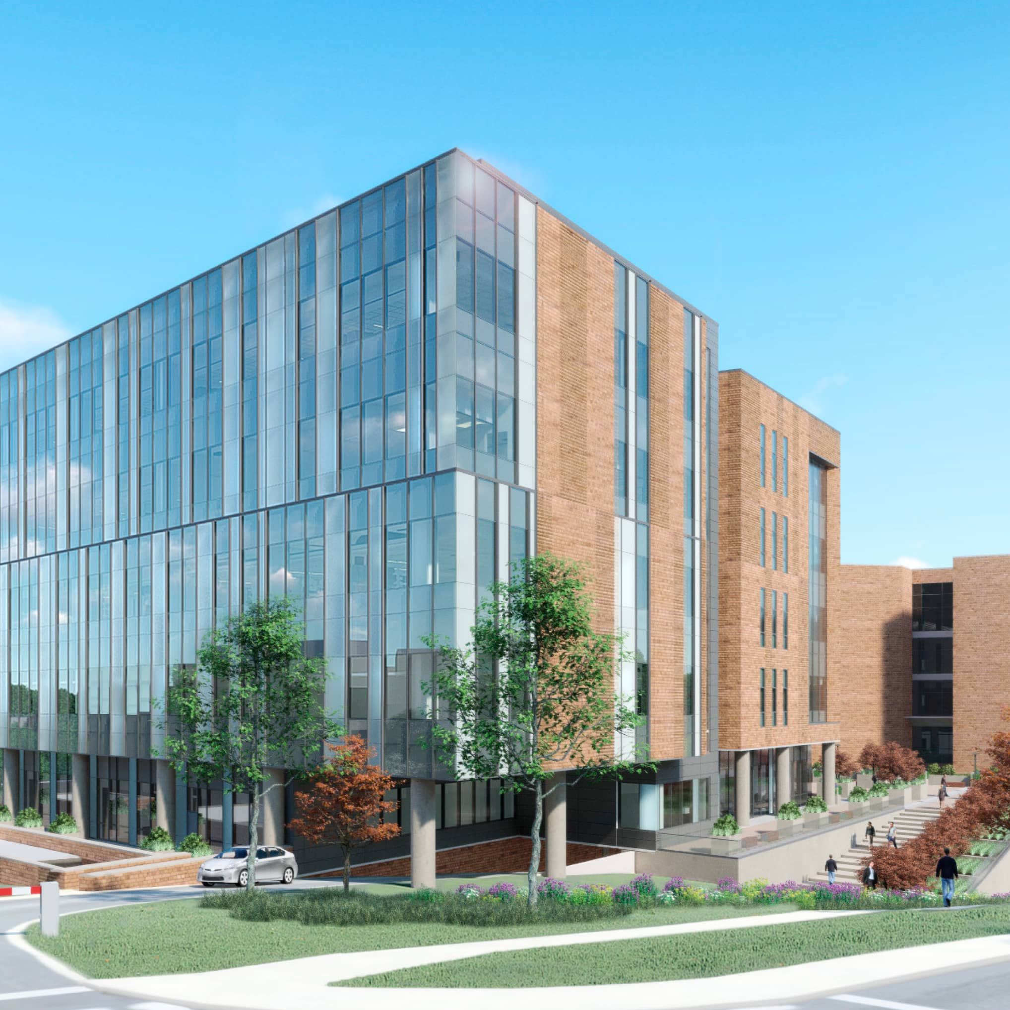 U.S. Military's Health Sciences University Looks to Expand its Campus and Reach with HKS' Support