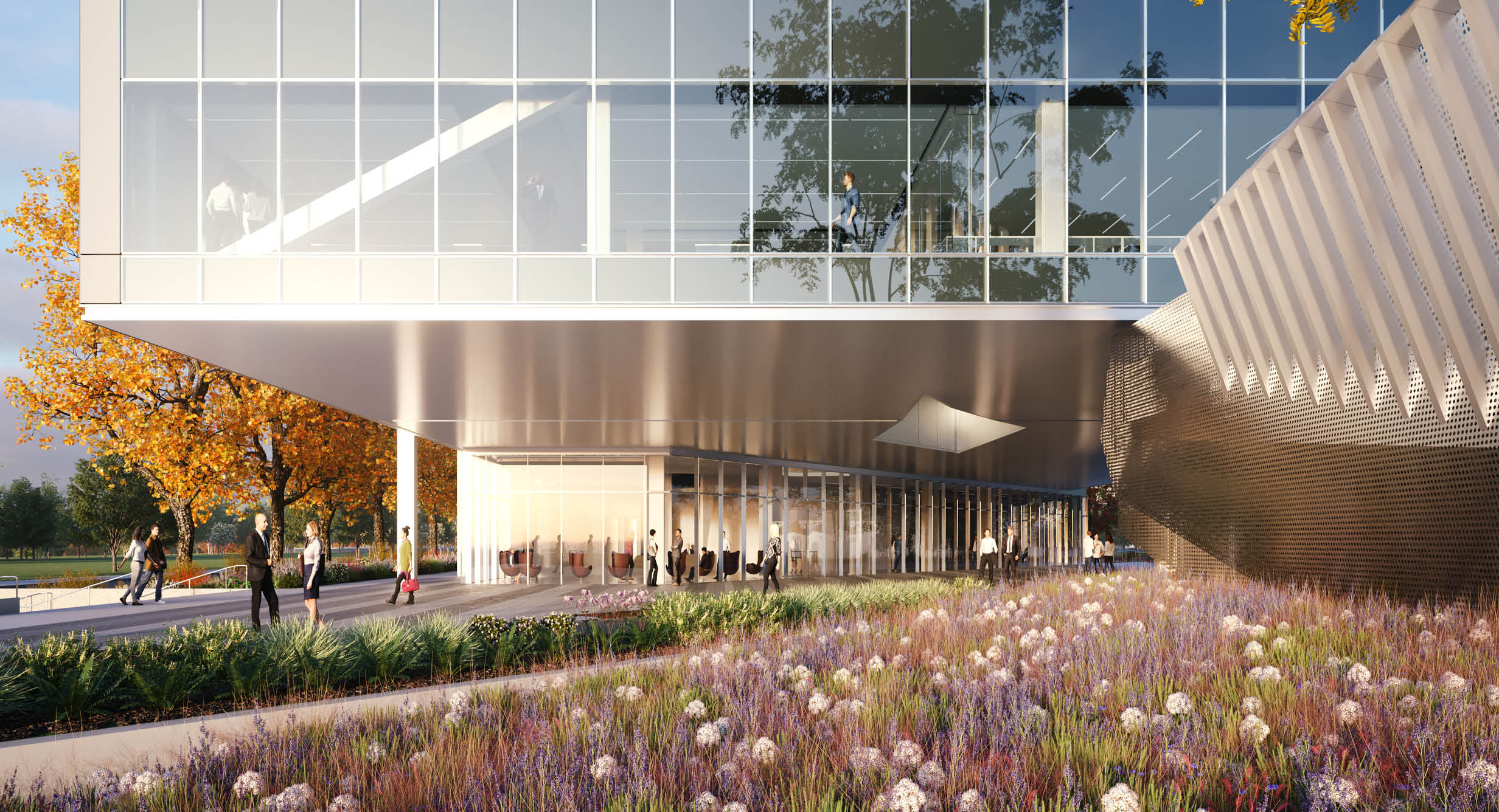 HKS and Clark Construction Break Ground on FBI Innovation Center at Redstone Arsenal
