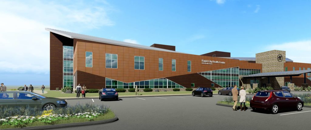 Indian Health Services Rapid City Health Center