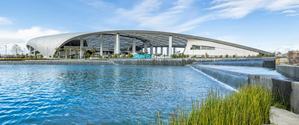 Flexibility is Key to Gold Medal Stadium Design, from Tokyo to LA