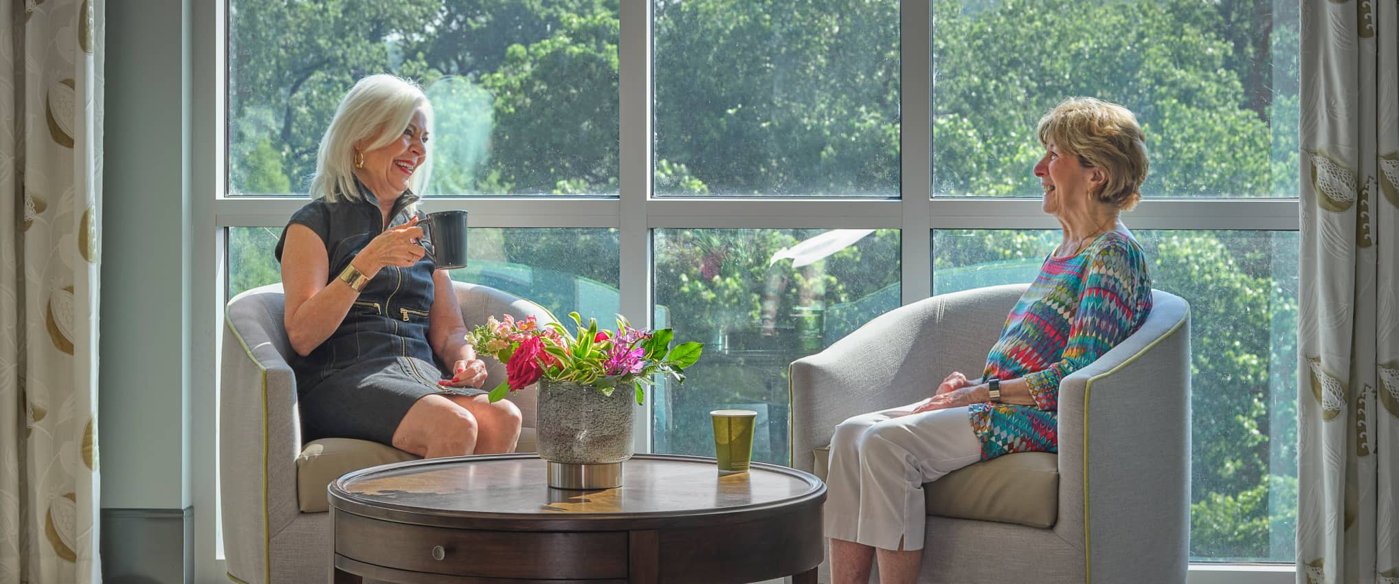 Fostering Community and Combating Loneliness in Senior Living Design